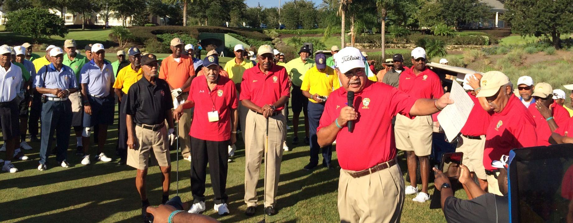 DC Pro Duffers National Orlando Reunion Golf Resort 25th Anniversary